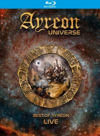 Cover Ayreon - Universe - Best Of Ayreon Live [DVD]